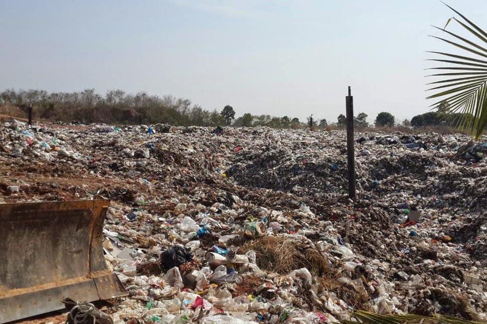 ปัญหาสิ่งแวดล้อมจากขยะมูลฝอยและวิธีการแก้ไข
