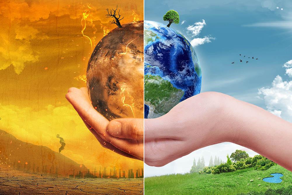 สภาวะโลกร้อน ที่ต้องพบเจอแล้ววิธีแก้ไขได้ด้วยตัวขึ้นเอง