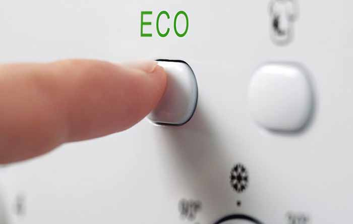 Eco White Open